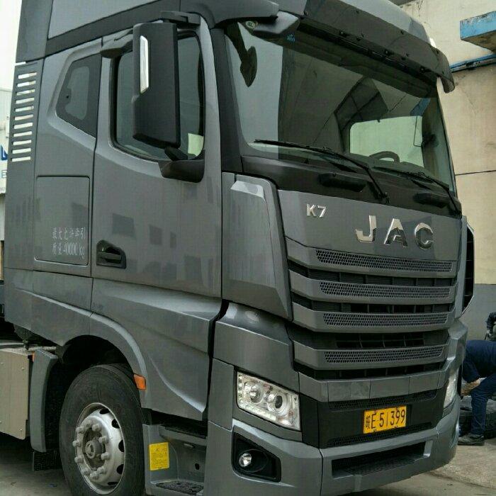 江淮 格尔发K7W重卡 舒适版 510马力 6X4牵引车(HFC4252P13K8E33S8QV)