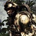 丛林中战士