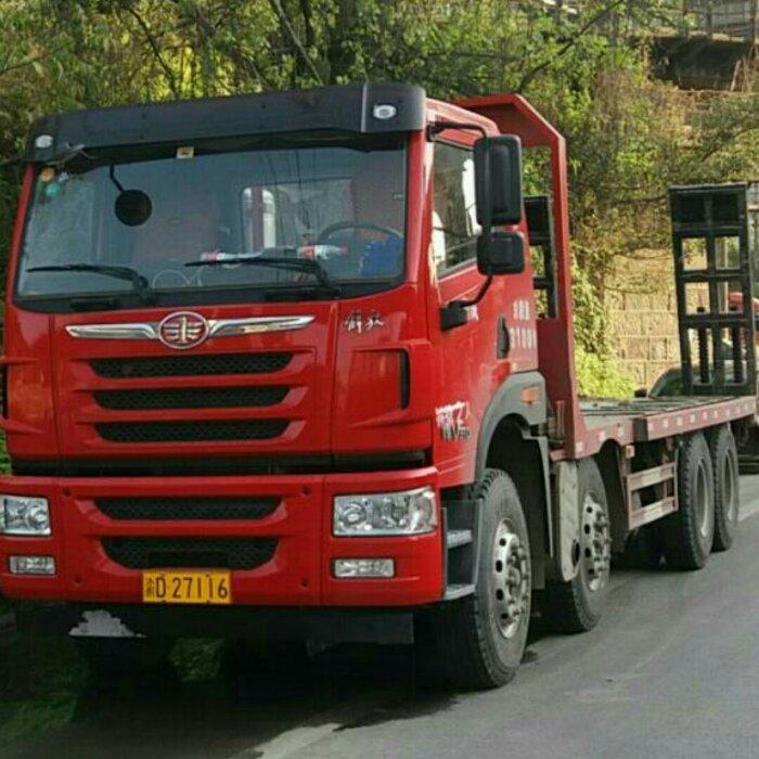 中国重汽 豪曼H3 工程型 170马力 4X2 3.85米自卸车(10挡)(ZZ3048G17EB1)