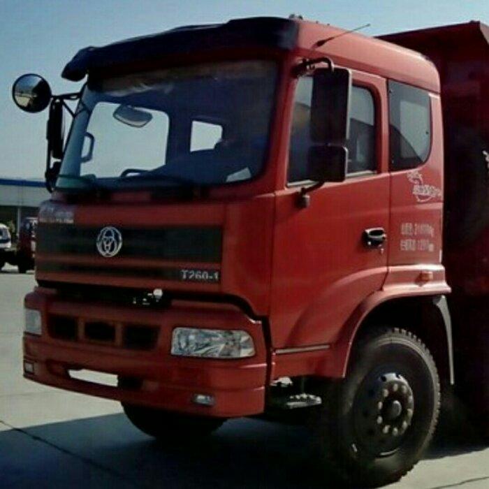 东风商用车 天龙VL重卡 2019款轻赢版 450马力 6X4牵引车(DFH4250A4)