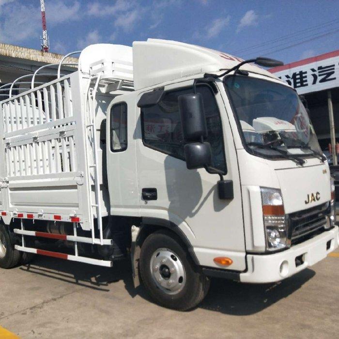 江淮 帅铃K340 120马力 3.8米排半厢式轻卡(HFC5041XXYP73K2C3V)