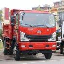 中国重汽 豪曼H3 170马力 4X2 4米自卸车(ZZ3048G17EB1)